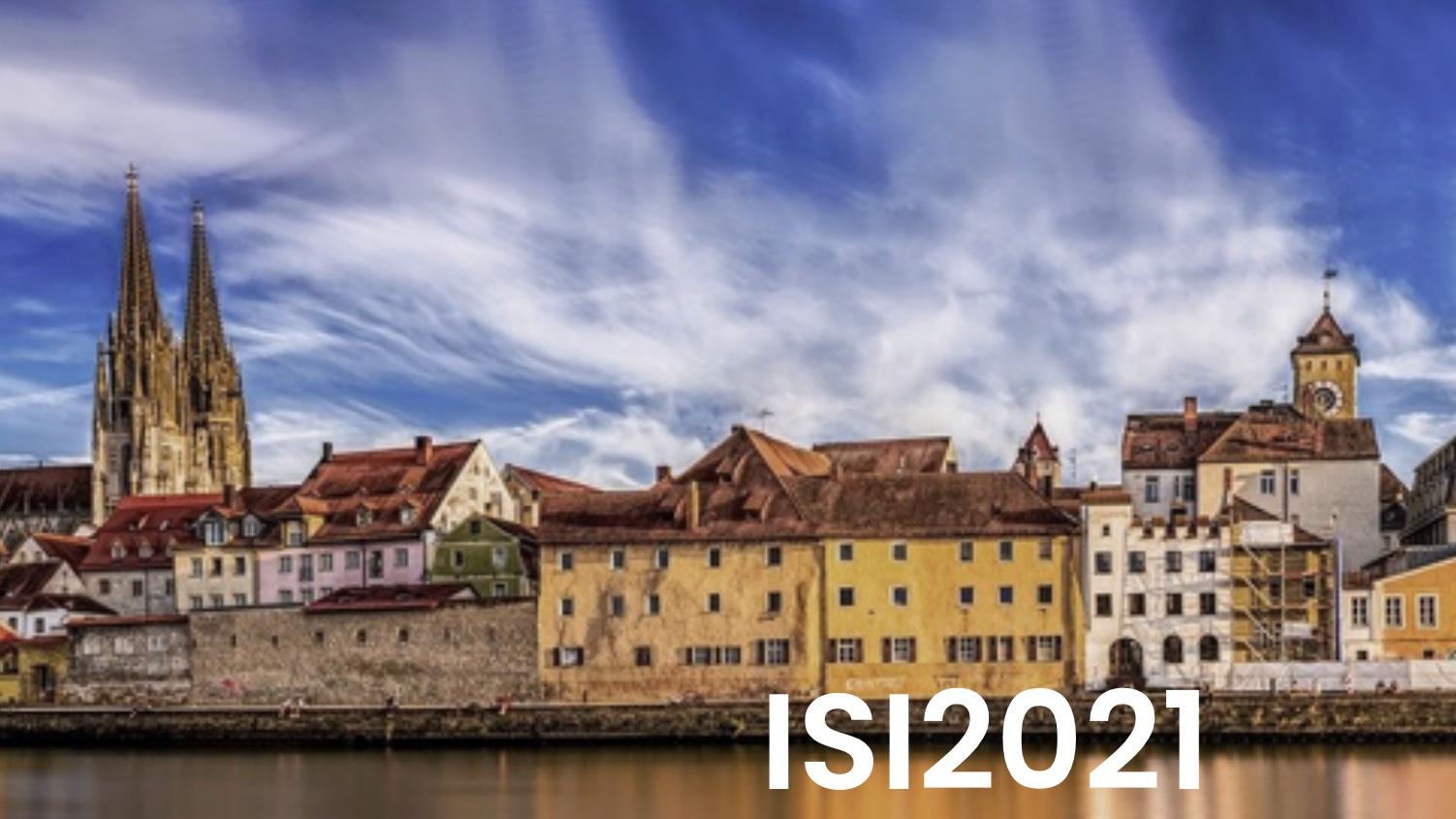 Präsentationen bei der ISI 2021